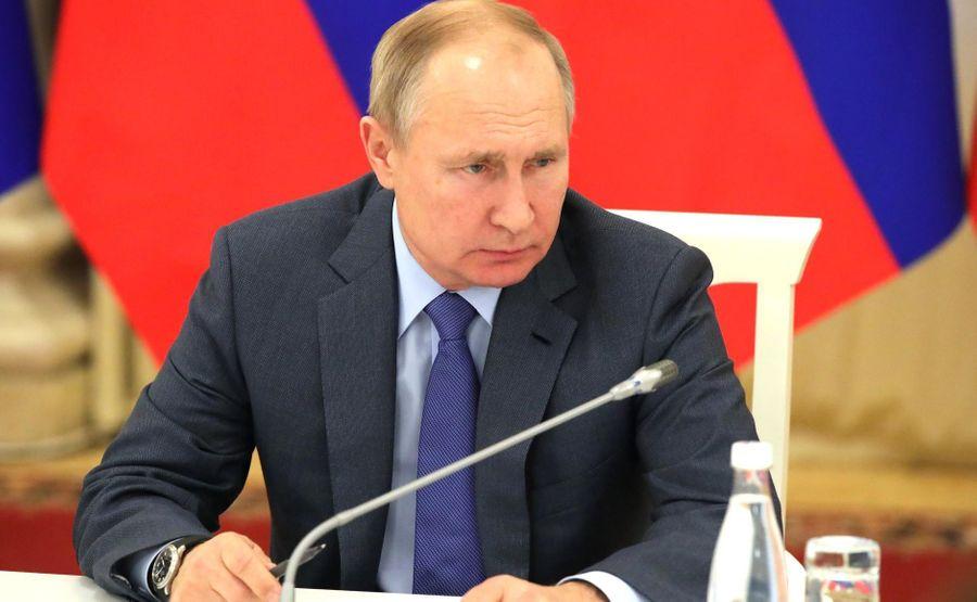 <p>Президент России Владимир Путин. Фото © Kremlin.ru</p>