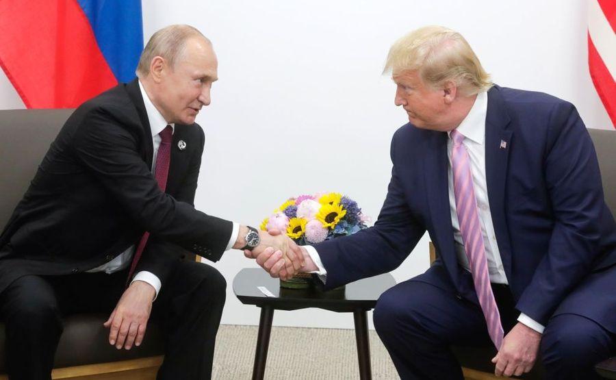 <p>Фото © Kremlin Press Office / Handout / Anadolu Agency / Getty Images</p>