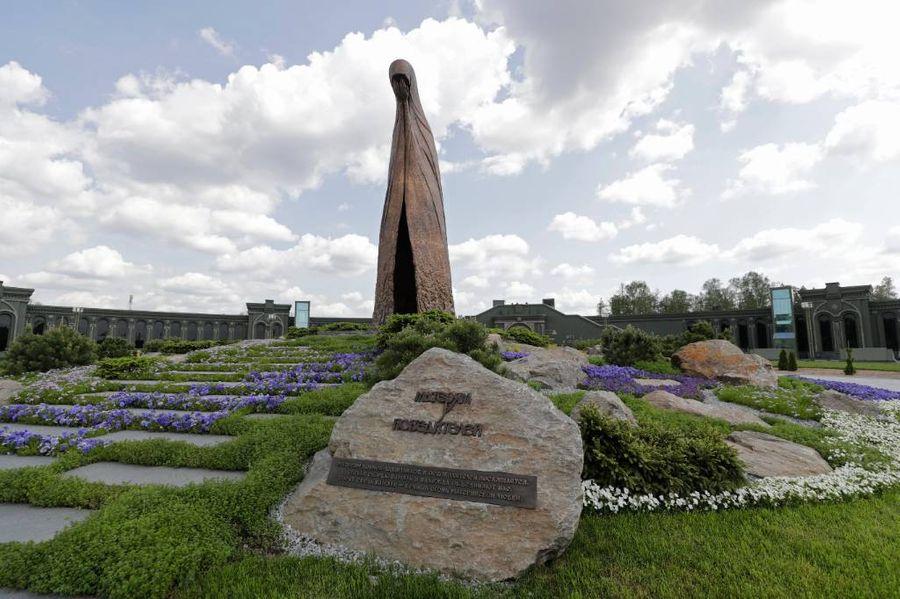 """<p>Монумент """"Матерям победителей"""". Фото © ТАСС / Михаил Метцель</p>"""