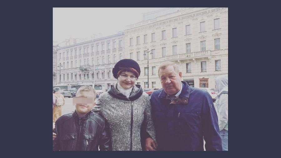 Наталья считает, что в этот день она потеряла сразу троих близких. Фото с удалённой страницы Морозовой © vk.com/id374007535