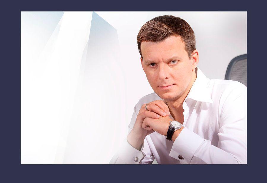"Акционер ГК ""Пионер"" Леонид Максимов. Фото © ГК ""Пионер"""