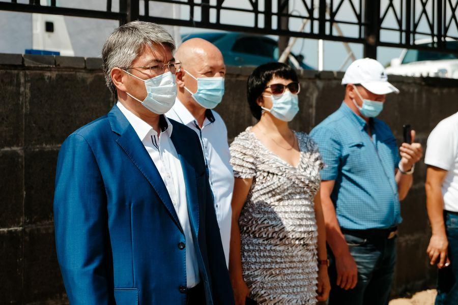 Фото © Сайт Правительства Бурятии