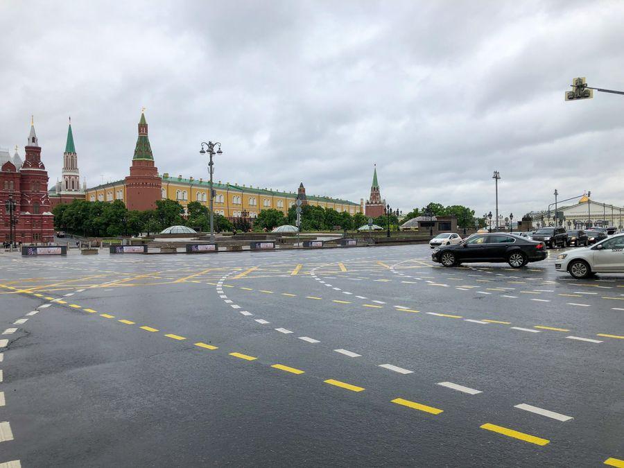 "<p>Тверская улица. Фото © Агентство ""Москва""</p>"