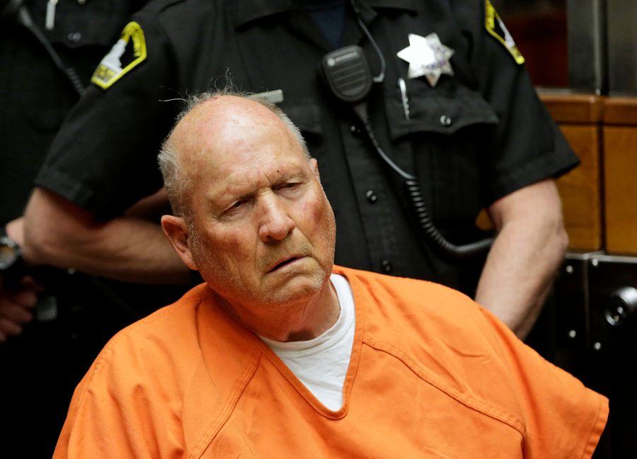 <p>Джозеф Джеймс Деанджело на суде в 2018 году. Фото © ТАСС / AP Photo / Rich Pedroncelli</p>