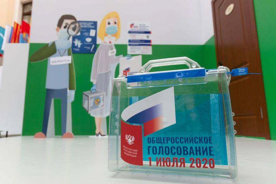 <p>Фото © Пресс-служба ЦИК России / ТАСС</p>