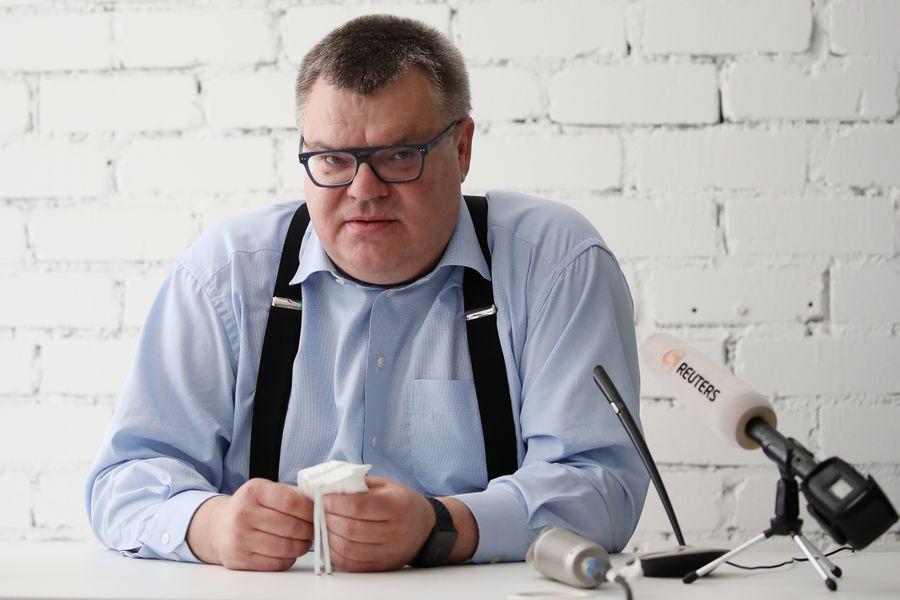 <p>Виктор Бабарико. Фото © ТАСС / Наталия Федосенко</p>
