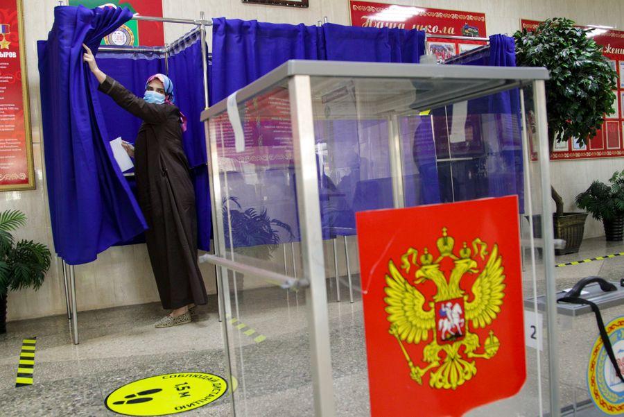 <p>Фото © ТАСС / AP Photo / Musa Sadulayev</p>