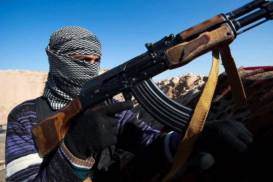 """<p>Член террористической организации """"Талибан"""". Фото © East News</p>"""