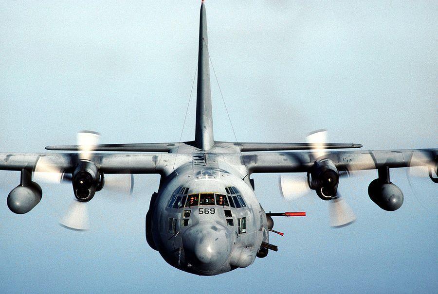 Lockheed AC-130 Spectre. Фото: © Википедия