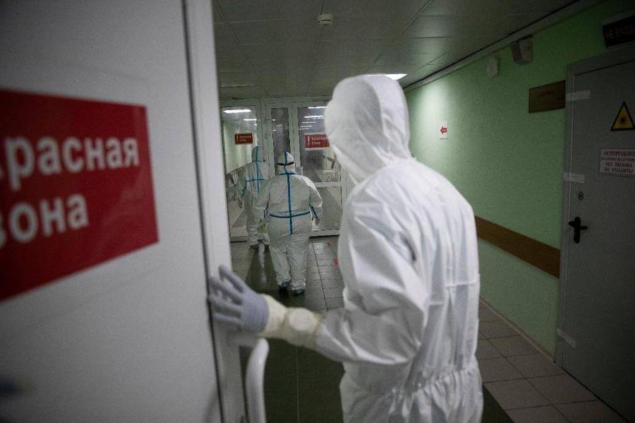<p>Фото © ТАСС / AP Photo / Pavel Golovkin</p>
