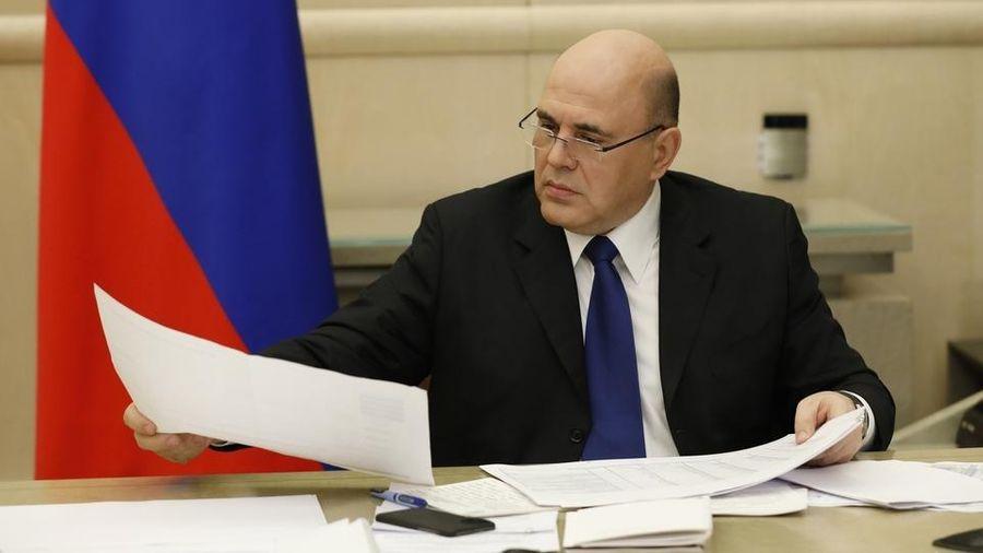 <p>Премьер-министр РФ Михаил Мишустин. Фото © Правительство РФ</p>