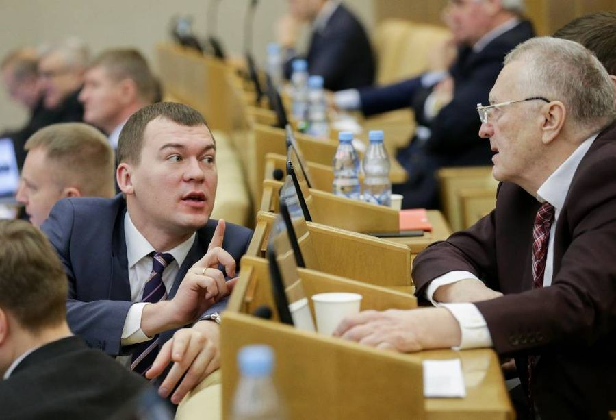 Фото © ТАСС / Анна Исакова / фотослужба Госдумы РФ