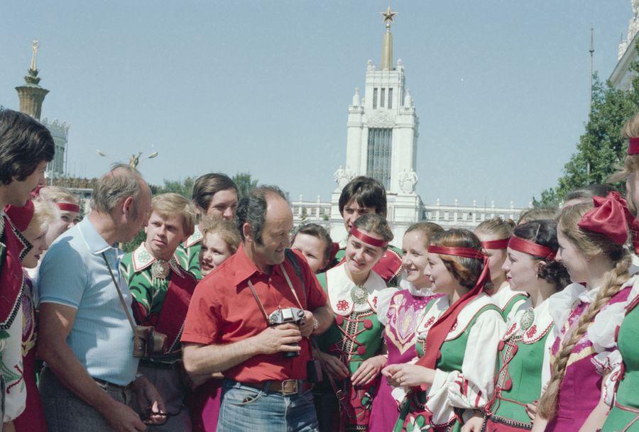 Фото © Белинский Юрий, Майстерман Семен / Фотохроника ТАСС