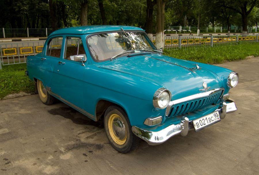 """ГАЗ-21 """"Волга"""". Фото © Wikipedia"""