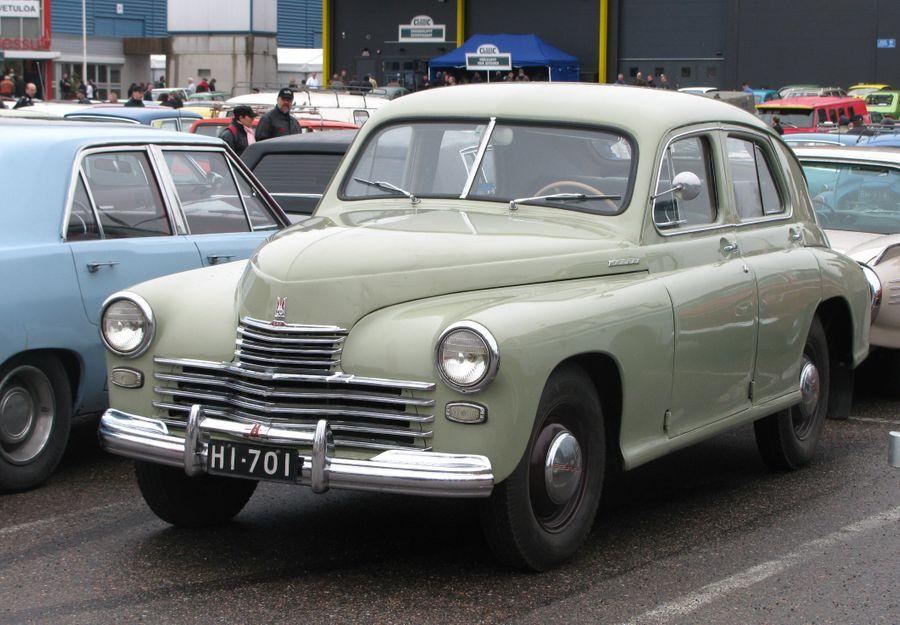 """ГАЗ-М20 """"Победа"""". Фото © Wikipedia"""