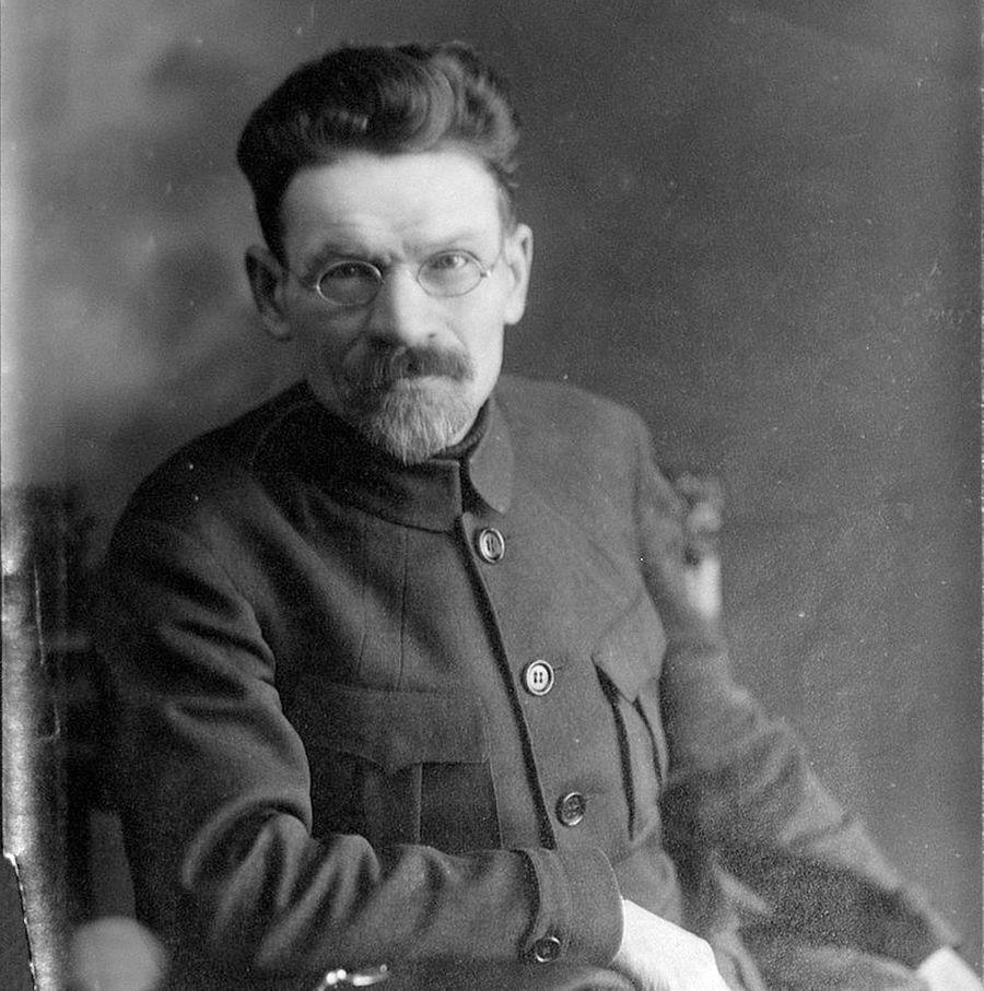 Михаил Калинин. Фото ©wikipedia