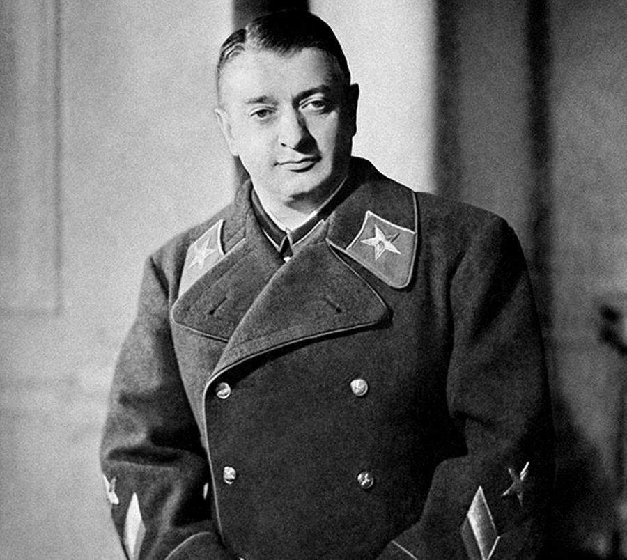Михаил Тухачевский. Фото © wikipedia