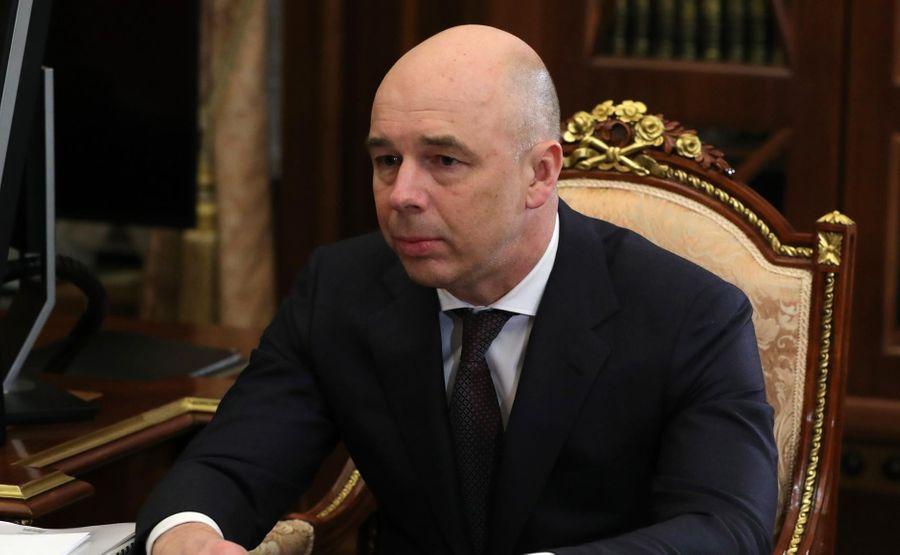 <p>Министр финансов РФ Антон Силуанов. Фото © Kremlin</p>