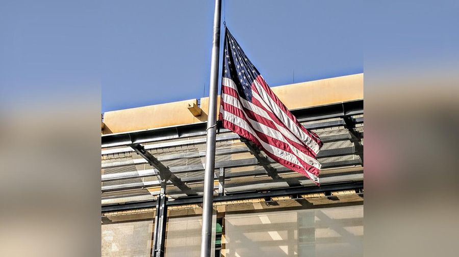 "<p>Фото © Twitter / <a href=""https://twitter.com/USEmbBaghdad"" target=""_blank"" rel=""noopener noreferrer"">U.S. Embassy Baghdad</a></p>"