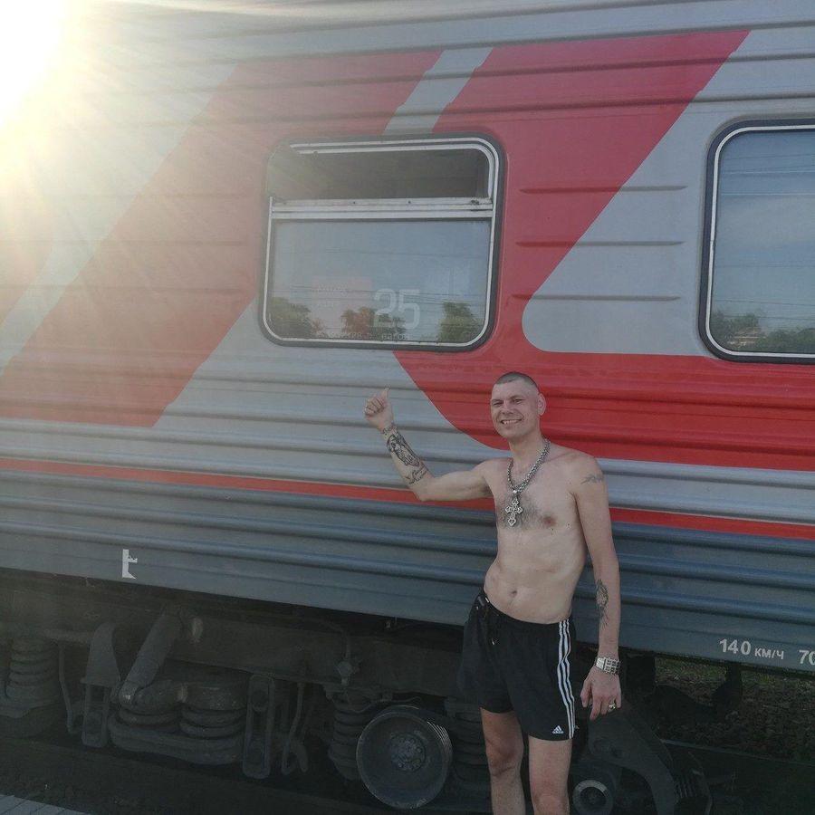 Экс-начальник угрозыска ОП №24 Андрей Носков. Фото © ok.ru