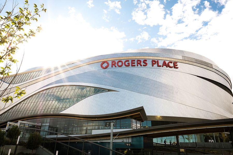 Арена в Эдмонтоне. Фото © wikipedia.org