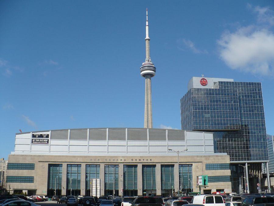 Арена в Торонто. Фото © wikipedia.org