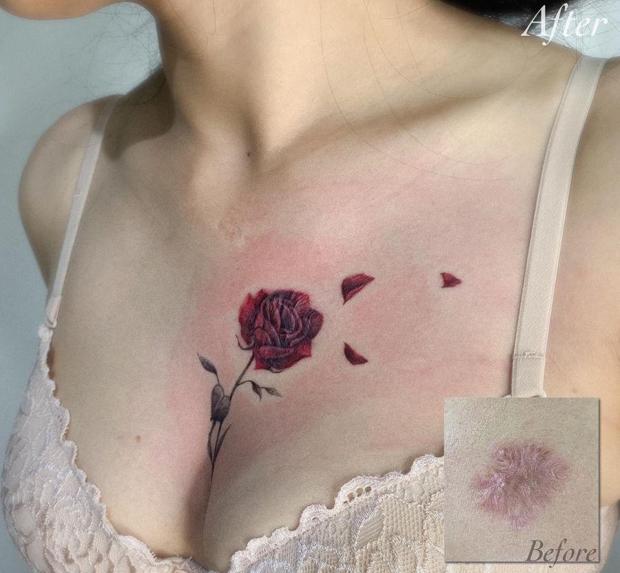 Фото © Facebook / Ngoc Like Tattoo