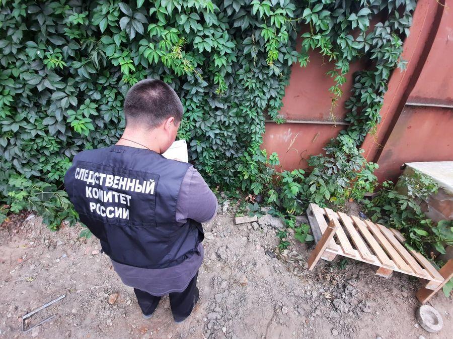 Фото © СУ СКР по Саратовской области