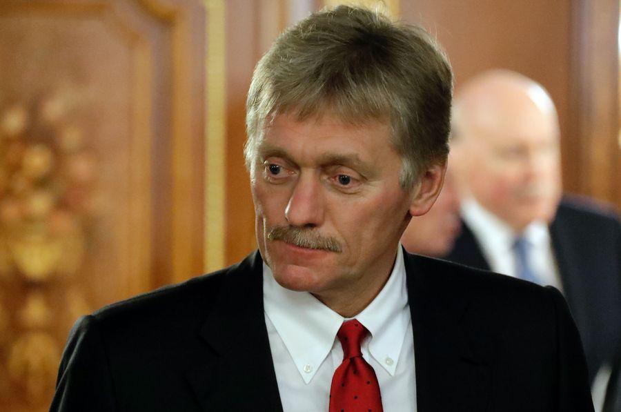 <p>Дмитрий Песков. Фото © Михаил Метцель / ТАСС</p>