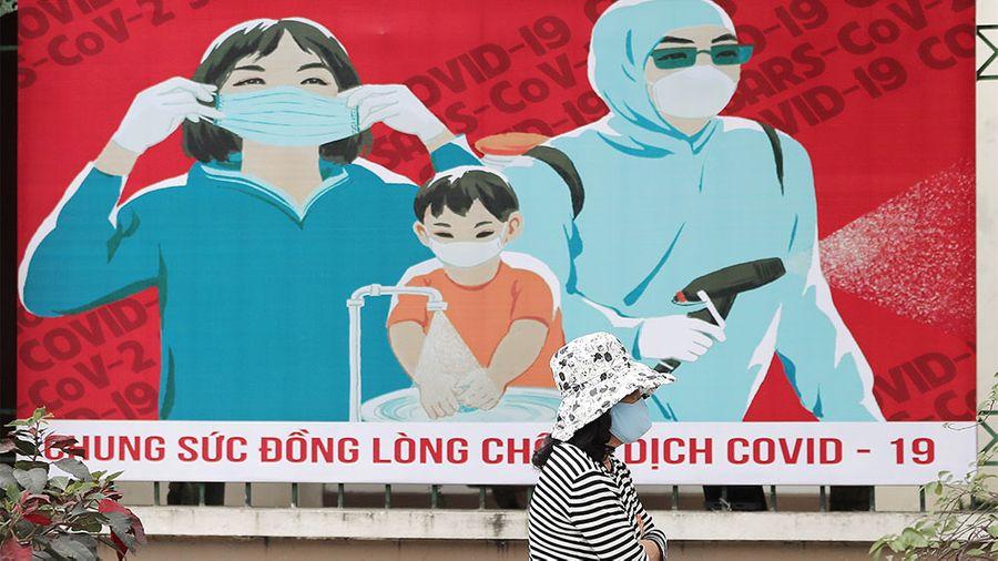 <p>Фото © ТАСС / EPA / LUONG THAI LINH</p>