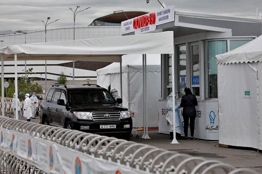Фото © ТАСС / Xinhua via ZUMA