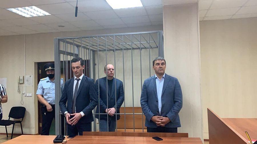 <p>Фото © Пресненский суд Москвы</p>