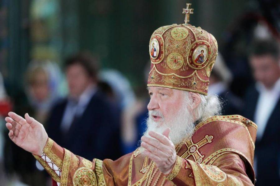 <p>Патриарх Московский и всея Руси Кирилл. Фото © ТАСС / Михаил Метцель</p>