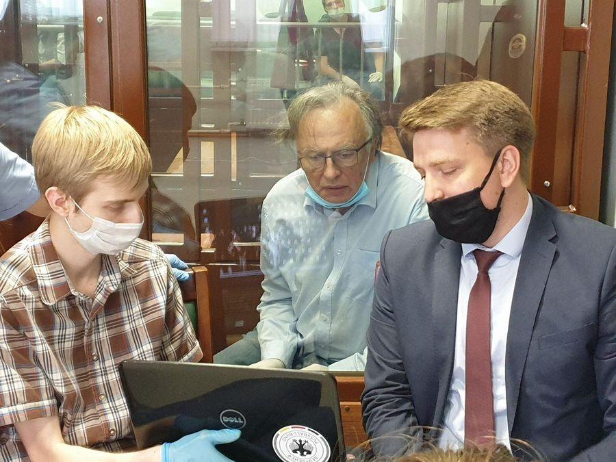 Фото © Объединённая пресс-служба судов Санкт-Петербурга