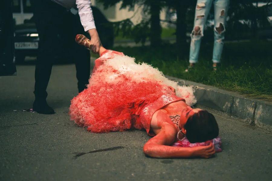 Фото © ВКонтакте / ФемКызлар. Феминистки Казани и Татарстана