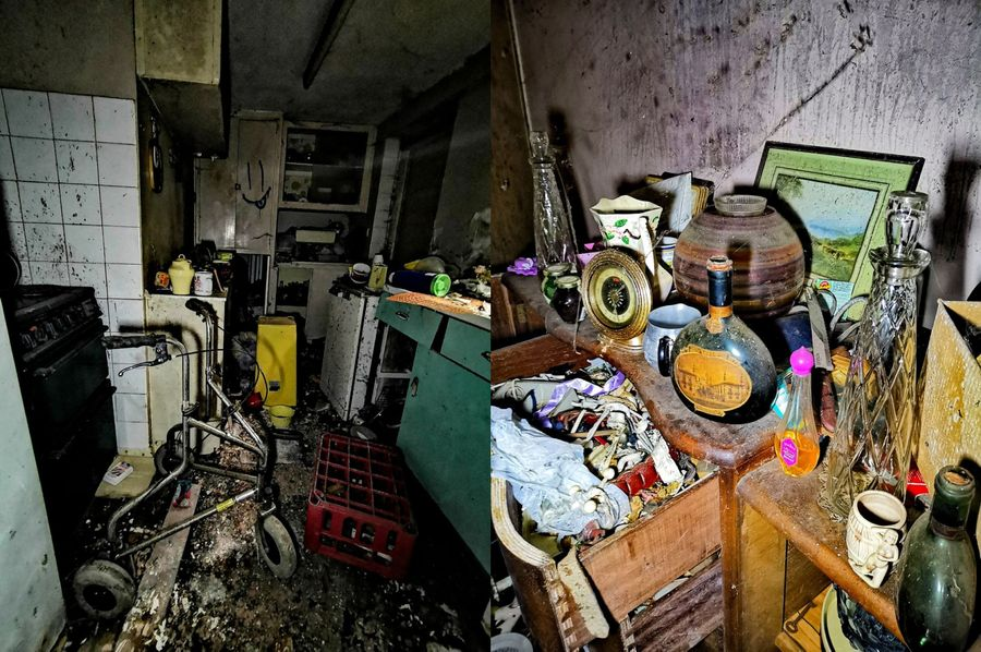 Фото © Lost Places & Forgotten Faces