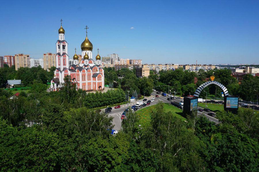 Фото © ТАСС /Александр Артеменков