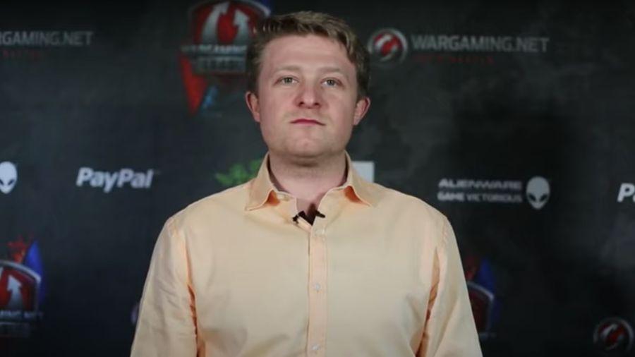 Виктор Кислый, генеральный директор Wargaiming. Кадр из видео YouTube / GohaMedia