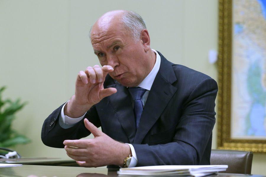 Николай Меркушкин. Фото ©ТАСС / Михаил Метцель
