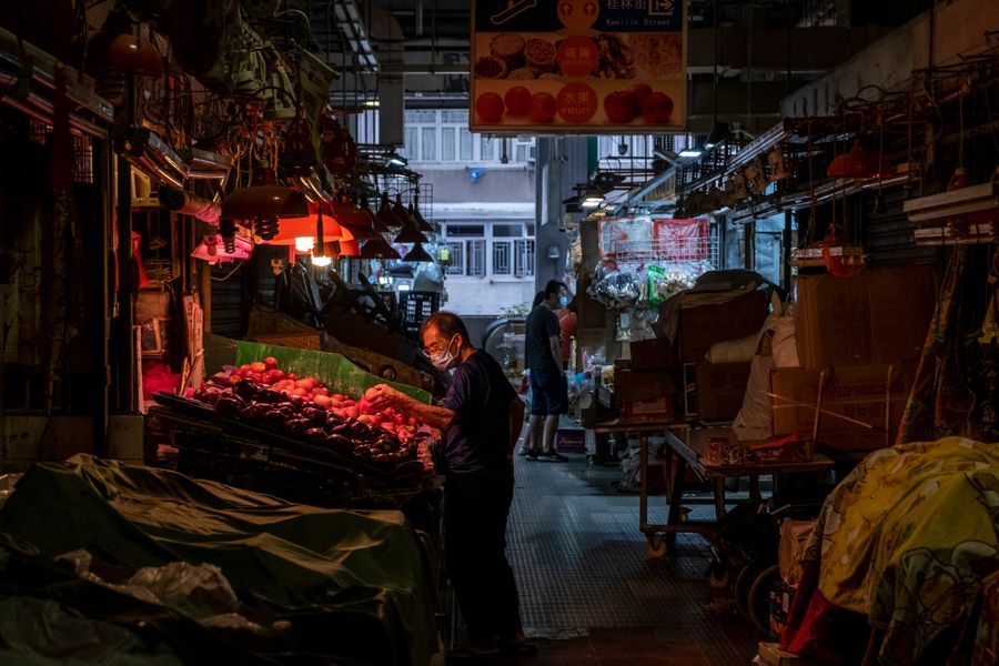 Фото © Vernon Yuen / NurPhoto via Getty Images