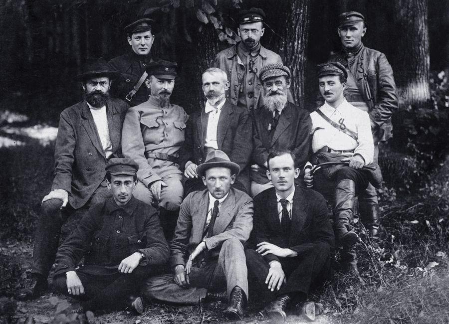 Временный революционный комитет Польши. Фото © Wikipedia