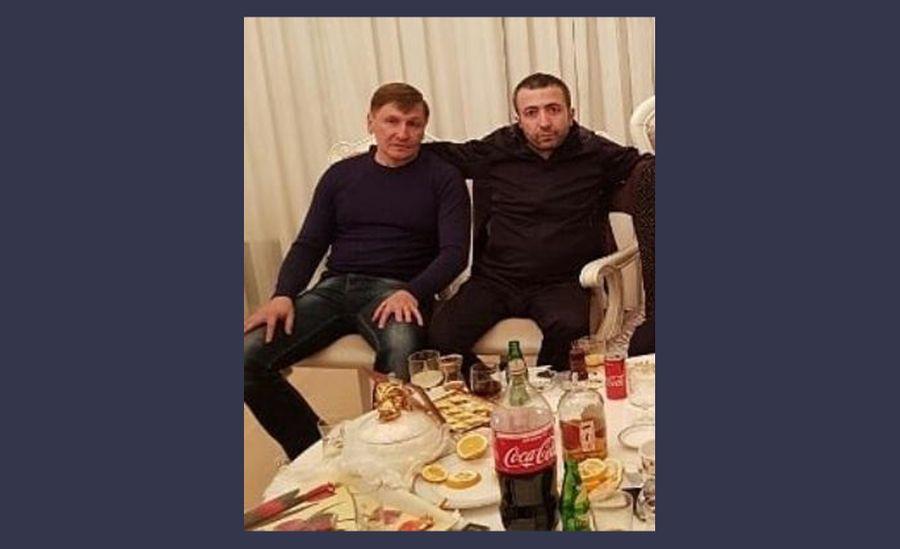 Саша Кушнер и Рашад Гянджинский в Турции. Фото ©primecrime.ru