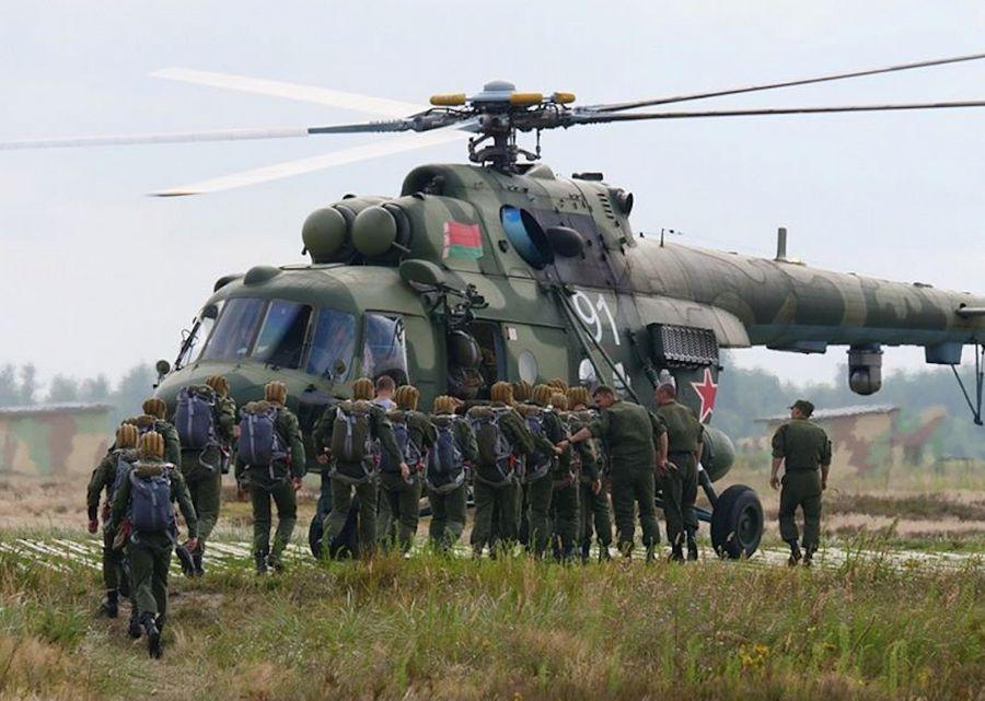 <p>Фото © Министерство обороны Республики Беларусь</p>