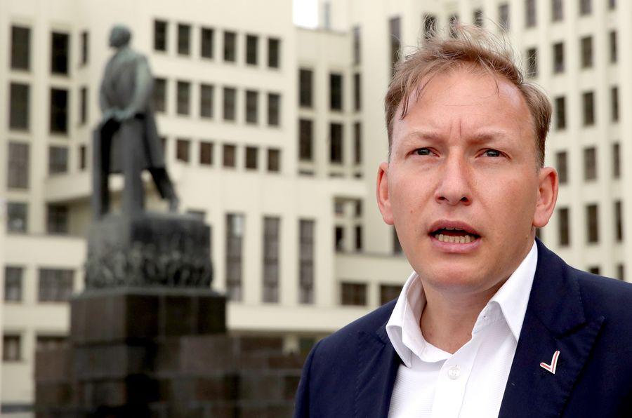<p>Андрей Дмитриев. Фото © ТАСС / Наталия Федосенко</p>