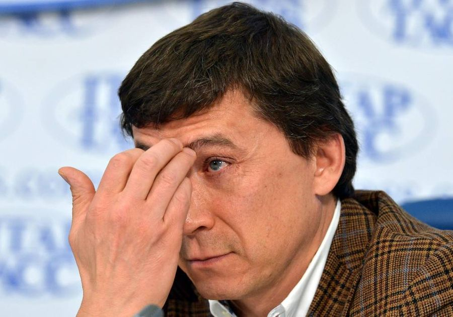 Сергей Доронин. Фото © ТАСС / Юрий Машков