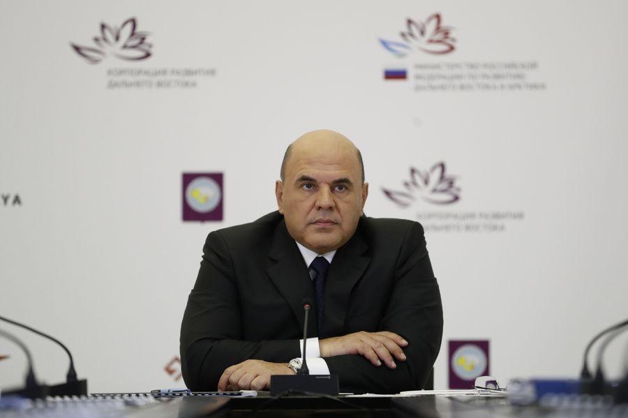 <p>Премьер-министр РФ Михаил Мишустин. Фото © Правительство России</p>