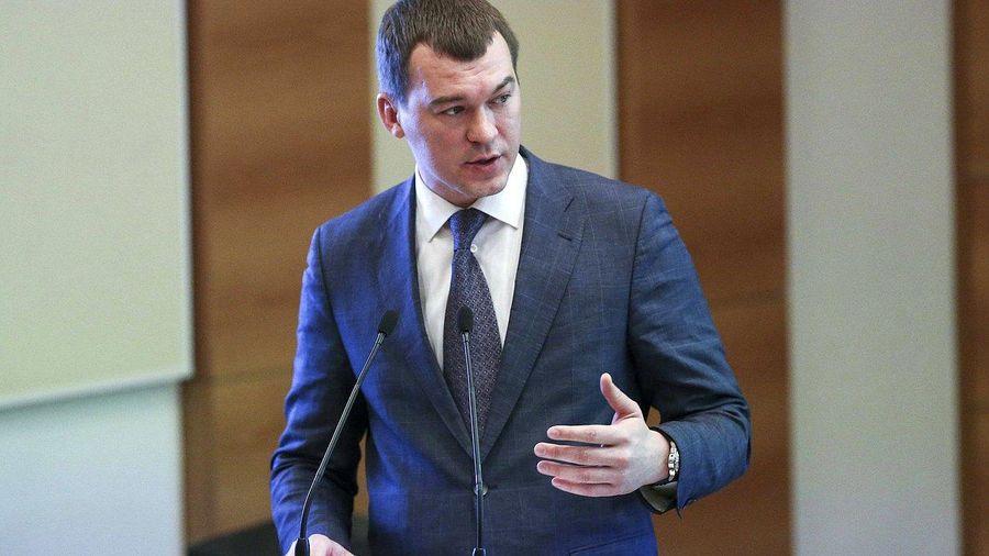 <p>Михаил Дегтярёв. Фото © Государственная дума</p>