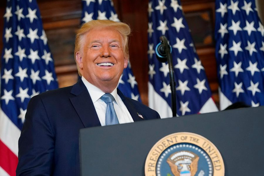 <p>Фото © ТАСС / AP Photo / Patrick Semansky</p>