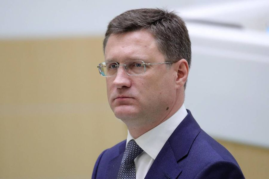 <p>Министр энергетики РФ Александр Новак. Фото © ТАСС / Сергей Бобылев</p>