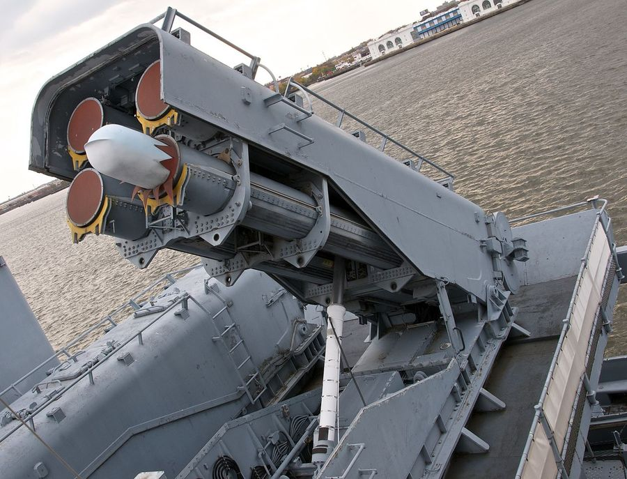 Tomahawk. Фото © Wikipedia